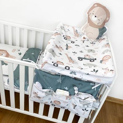 Amumu Organizator otroške posteljice Safari 58888