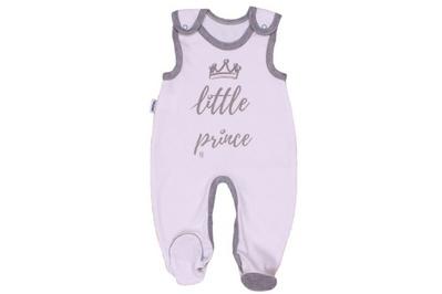 Terjan pajac Little Prince White/Bela  923