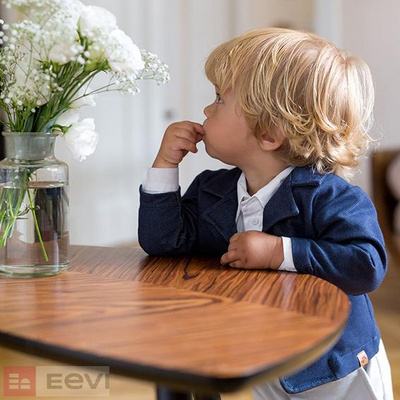 Ewa Klucze  CEREMONY jakna modra za fantke 851710