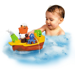 Tomy Pirate Bath Ship, piratska ladja TMYTOY25