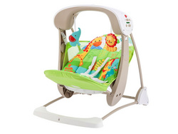 Fisher Price Rainforest Take Along Swing & Seat, gugalnik in ležalnik FPROC07