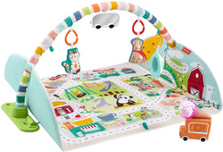 Fisher Price Joyful Journeys Jumbo Activity Gym, Igralna Blazina/Podloga FPGYM05