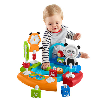Fisher Price 3 in 1 Spin Activity Centre, igralni center FPENT01