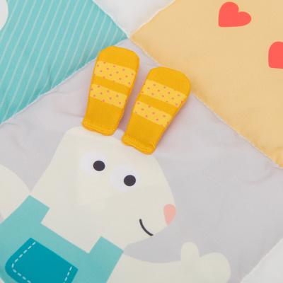 Taf Toys I Love Big Mat - Soft Colours, velika igralna blazina TAFGYM06