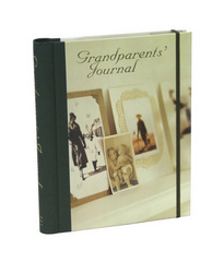 KNJIGA  Grandparents Journal v Angleščini