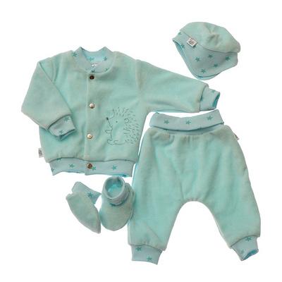 SIVILI Mint komplet za novorojenčka 69805, ZADNJI KOSI