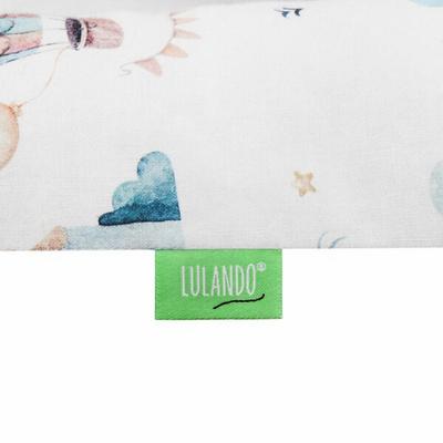 LULANDO Art Collection Žametna odeja  letalo 75 × 100 cm -  BF00000206