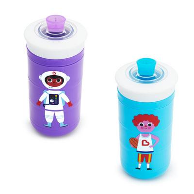 Munchkin Twist Mix and Match Sippy Cup Pink Steklenička 1 kos MKNFED54