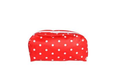 Isabelle Rose Kozmetična torbica rdeča z belimi pikami 20×14 cm Isabelle Rose 01750005