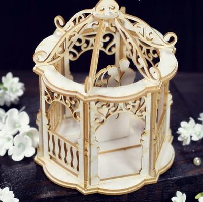SCRAPEK Poročna pergola za škatle A0089