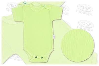 TERJAN BODY Zelen  kratek rokav 339960