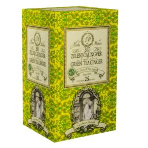 Herba Medica čaj BIO zeleni čaj z ingverjem 643565