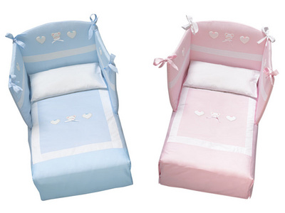 AZZURRA GEMINI posteljnina 38510- 2 barvi (1 Komplet )