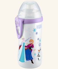 NUK Disney Frozen Cup Olaf 300ml Bottle 36m + zadnji kosi