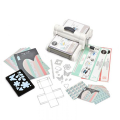 Sizzix Big shot Plus, začetni set, A4, 60595000