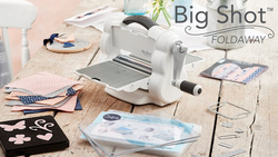 Sizzix  BIG SHOT FOLDAWAY, set, EL662220