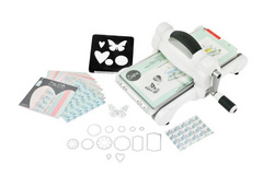 Sizzix Big shot začetni set, A5, 6059400