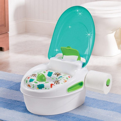 SUMMER INFANT Step By Step Potty - kahlica zelena SMRHYG03