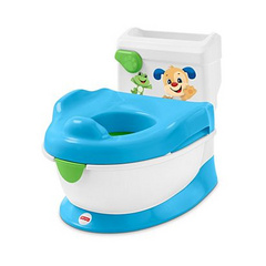 FISHER PRICE  Laugh and Learn with Puppy Potty - kahlica z zvokom, v Angleščini FPHYG04