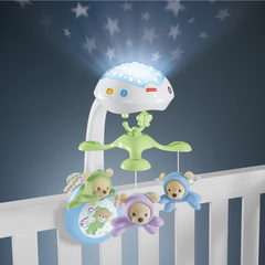 FISHER PRICE  Butterfly 3 in 1 Projector Mobile projektor FPMOB07