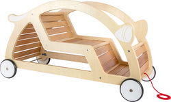 "LEGLER Pull-Cart in Seawaw ""Nature"", sestavljen, 10256"