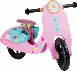 LEGLER Skuter Walking Bike Pink Speedster 10109