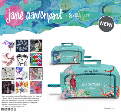 SPELLBINDERS Naprava  Deep Sea by Jane Davenport, AA JD031