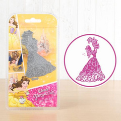 DISNEY šablona Fairy Tale Belle DL079