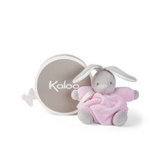 KALOO Plume Soft Toy Rabbit Pink 18cm zajček KLOTOY14