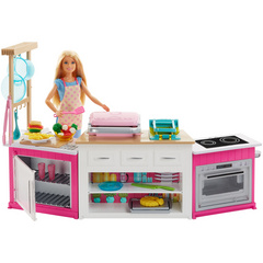 BARBIE Ultimate Baking Innovation, kuhinja  BBETOY23