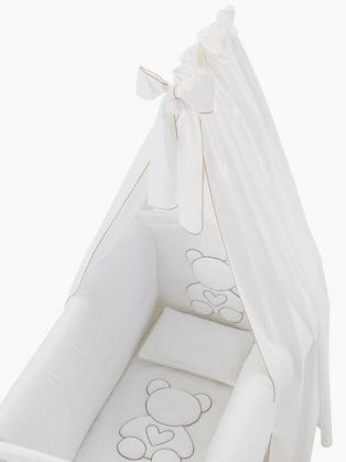 AZZURRA FUNKY zibelka BELA/WHITE