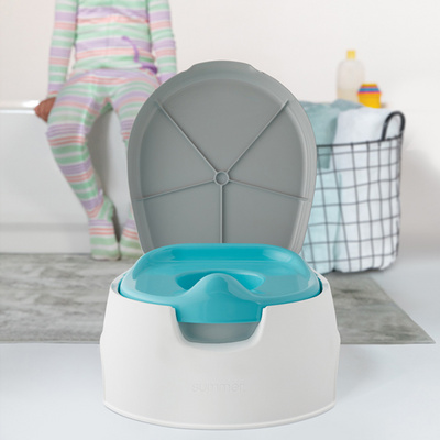 SUMMER INFANT  2 In 1 Step Up Potty kahlica SMRHYG22