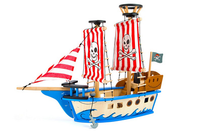 """LEGLER Gusarska ladja """"Jack""""PIRATI, 10469"""