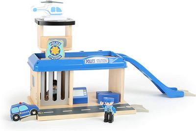 LEGLER Policijska postaja z dodatki, 10899