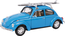 "LEGLER Model avtomobila ""VW Beetle and Surfboard"" 9318"