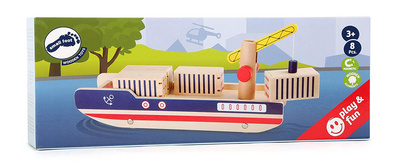LEGLER Lesena kontejnerska ladja 10158