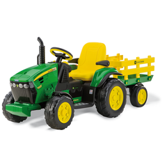 PEG PEREGO JD Ground Force s prikolico, traktor 9501720