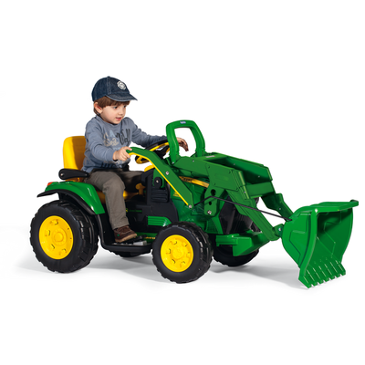 PEG PEREGO JD Ground loader, nakladač