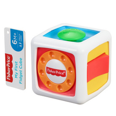 FISHER PRICE Fidget Box moja prva kocka FPTOY09