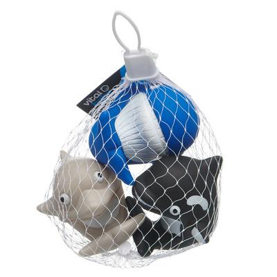 VITAL BABY z igračkami z morskimi psi in kiti,  VTBTOY05