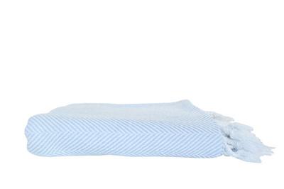 Home design Pastelno modra oddeja 125×150 cm TH03