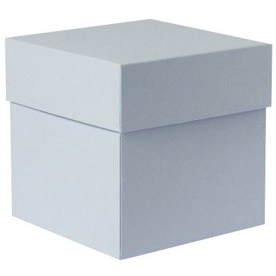 Na Strychu Exploding Box SV.MODRA ( škatlica presenečenja) 10x10 cm, MDR3893