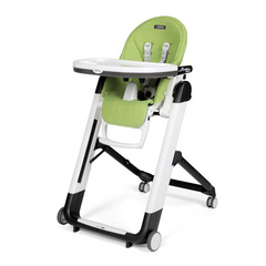 PEG PEREGO stolček Siesta Follow Me Wonder Green 3314935