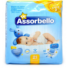 Assorbello Plenice Mini 3/6 kg 06222