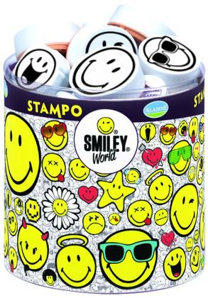 Aladine štampiljke Scrap Smiley 03201