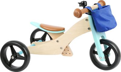 LEGLER Tricikel 2-in-1 Trike Turquoise 11610