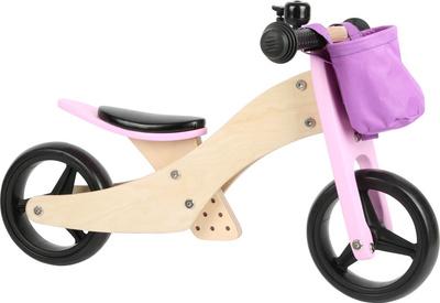 LEGLER Tricikel 2-in-1 Trike Pink 11612