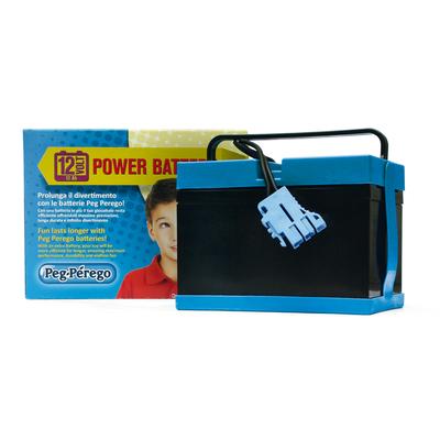 PEG PEREGO Akumulator / Baterija 12V 12Ah