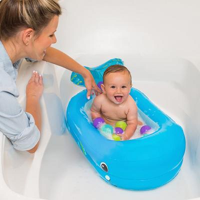 Infantino Whale Bubble Bath KIT, INF-HYG01