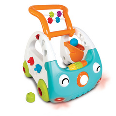 Infantino Sensory 3-in-1 Discovery Car, sprehajalec INFTOY14